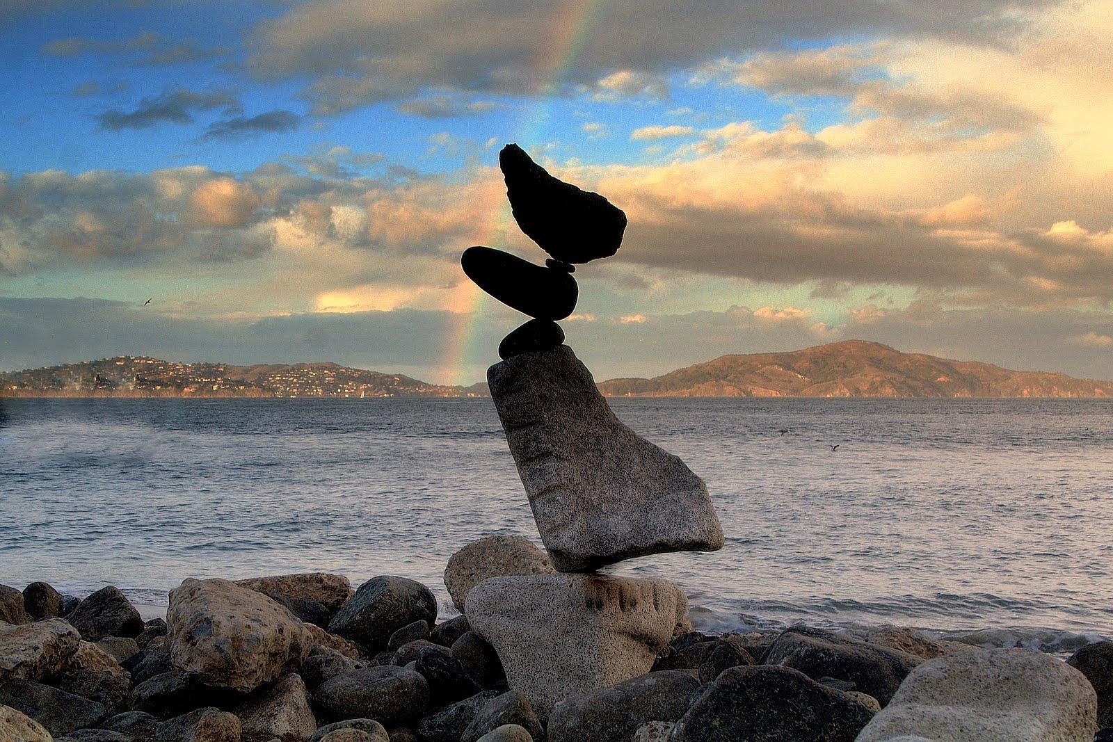 Balance, Centered, Flow