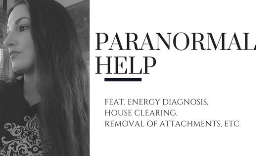 Paranormal Help