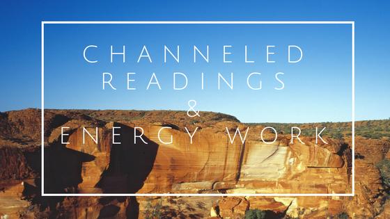 Reading-Energy Work